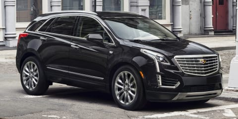 Cadillac XT5 revealed: New premium SUV push begins