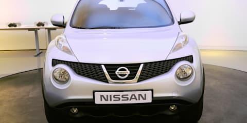Nissan Juke Concept Geneva 2010
