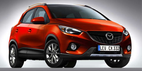 "Mazda CX-3 :: Baby SUV ""fully feasible"""