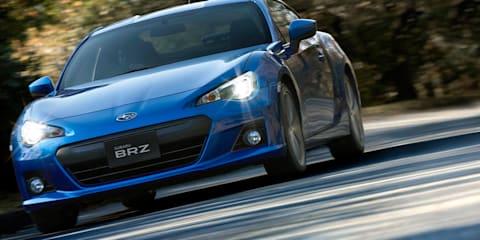 Subaru BRZ: UK specification revealed