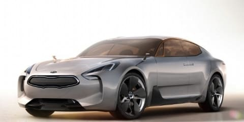 Kia hints at sporty future line-up with GT Concept, Cee'd GTI
