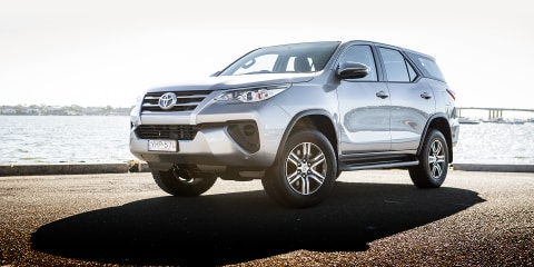 2018 Toyota Fortuner GX review