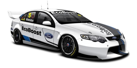 FPR Ford Falcon V8 Supercars Car of the Future prototype revealed