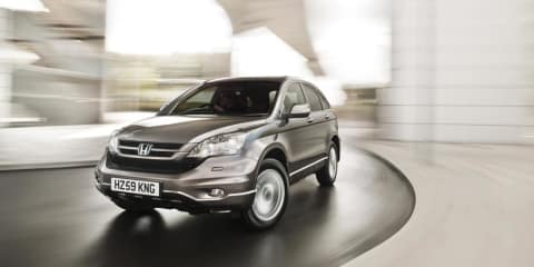 Honda CR-V gets new diesel, automatic in UK