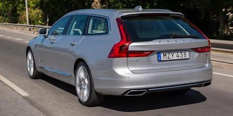Volvo V40 and S90 axed, V90 'on the backburner'