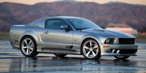 Saleen production cars end