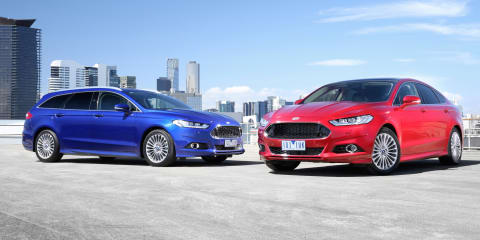2014-15 Ford Mondeo recalled for headlight fix:: 579 vehicles affected