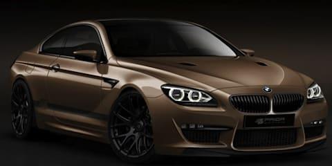 2012 BMW 6 Series by Prior Design