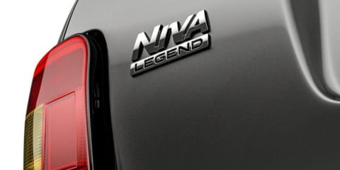 Lada Niva reunited with its original name and officially declared a Legend