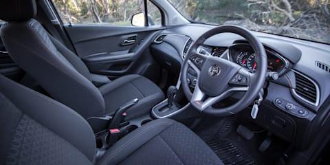 2017 Mazda CX-3 Maxx v Holden Trax LS comparison