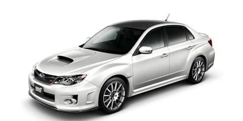 2011 Subaru WRX STI tS and A-Line tS details released