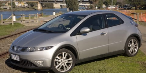 Honda Civic Hatch is UK's Most Reliable Fleet Car