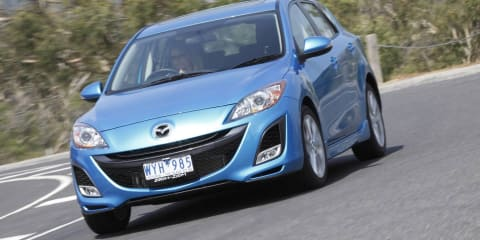 mazdaspeed 3 production years