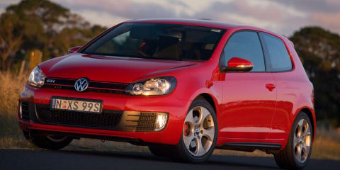 2008 Volkswagen Golf GTi Review
