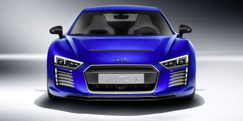 Audi mulling new electric supercar - report