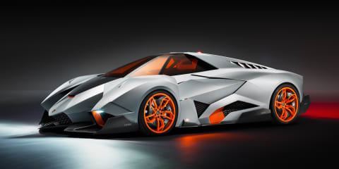 Lamborghini Egoista: 441kW 'selfish' supercar revealed