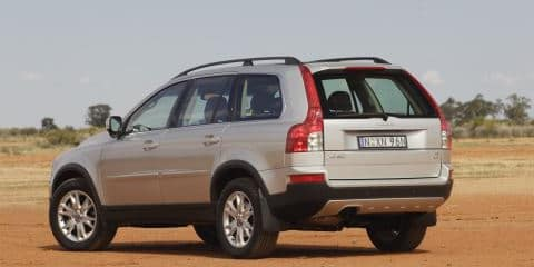 Volvo XC90 and XC70 Electric Cooling Fan Recall