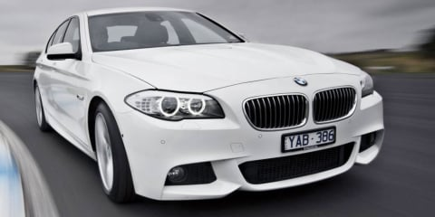 2012 BMW 520i coming in November