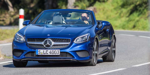 Next Mercedes-Benz SLC could go front-wheel-drive