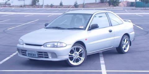 1995 Mitsubishi Lancer Review
