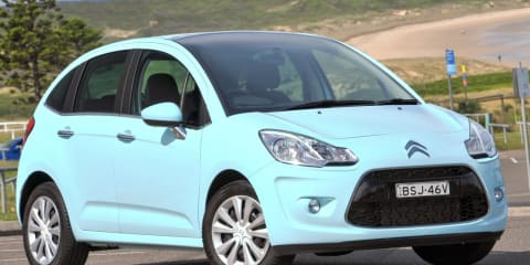 2012 Citroen C3 comes with Zenith winscreen