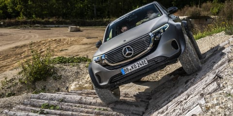2020 Mercedes-Benz EQC 4x4² review