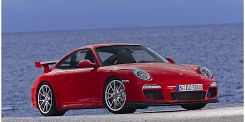 Porsche reveals second generation GT3
