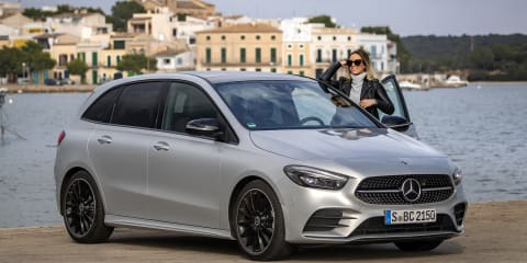 2019 Mercedes-Benz B-Class review