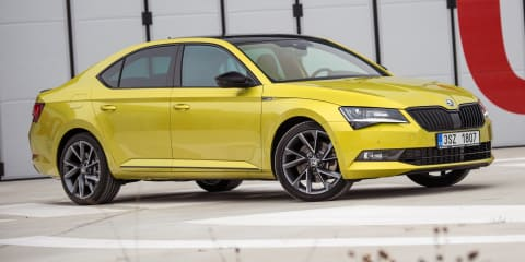2018 Skoda Superb pricing revealed: September bringing more tech, price bump