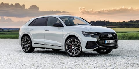 2021 Audi Q8 TFSIe Quattro: luxury plug-in hybrid SUV coupe announced