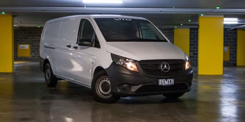 2016 Mercedes-Benz Vito 114 LWB Review