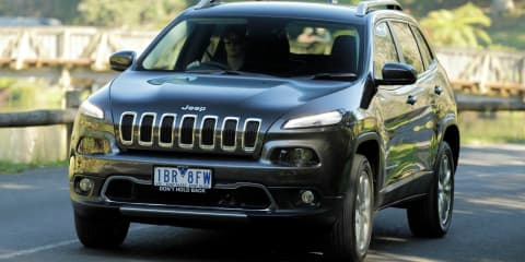 2014-18 Jeep Cherokee recalled
