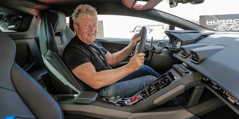 2019 Lamborghini Huracan Evo review