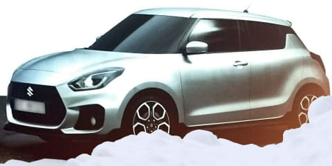 2017 Suzuki Swift Sport to go turbo - report
