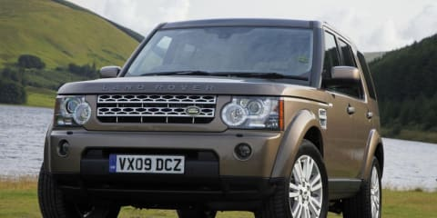 Land Rover Discovery 4 2.7 TDV6 picks up Best Overall Overlander magazine award