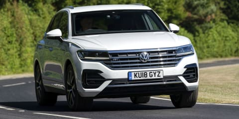 2019 Volkswagen Touareg gets 170kW V6 TDI option in the UK