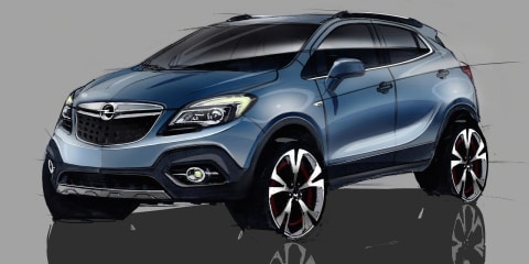 Holden in line for German-built flagship SUV due by 2018