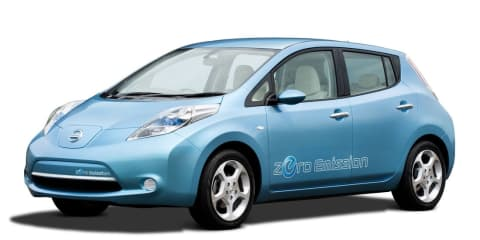 Nissan Leaf lease set to target rivals' rate in US