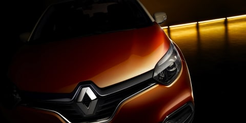 Renault Captur: Clio-based compact SUV teased