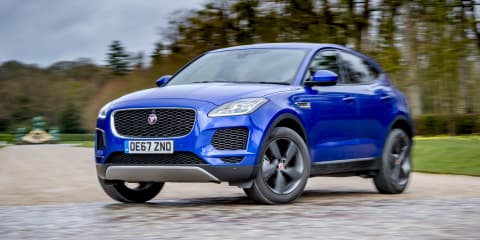 2019 Jaguar E-Pace updated with new engine, bound for Oz