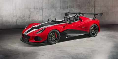 2018 Lotus 3-Eleven 430 revealed - UPDATE