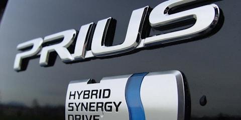 Toyota Prius Turbo?