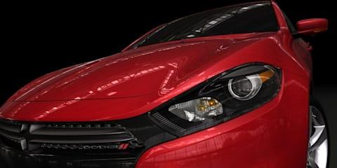 2013 Dodge Dart small sedan previewed
