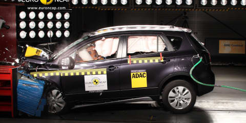 Jeep Cherokee, Mercedes-Benz CLA, Peugeot 2008, Suzuki SX4 S-Cross earn five-star Euro NCAP ratings