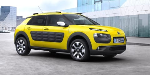 2016 Citroen C4 Cactus here early next year