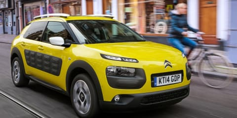 Supercars can take a hike; what I really want is a Citroen C4 Cactus