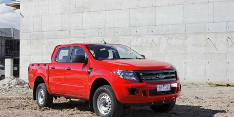 2011 FORD RANGER XL Review