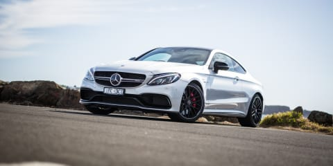 2017 Mercedes-AMG C63 S Coupe Review