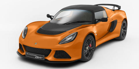 Lotus Exige S Club Racer:: road racer sheds 15kg but can't better performance claims