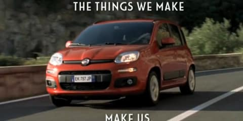Chrysler aims to inspire Italy out of financial crisis with Fiat Panda commercial